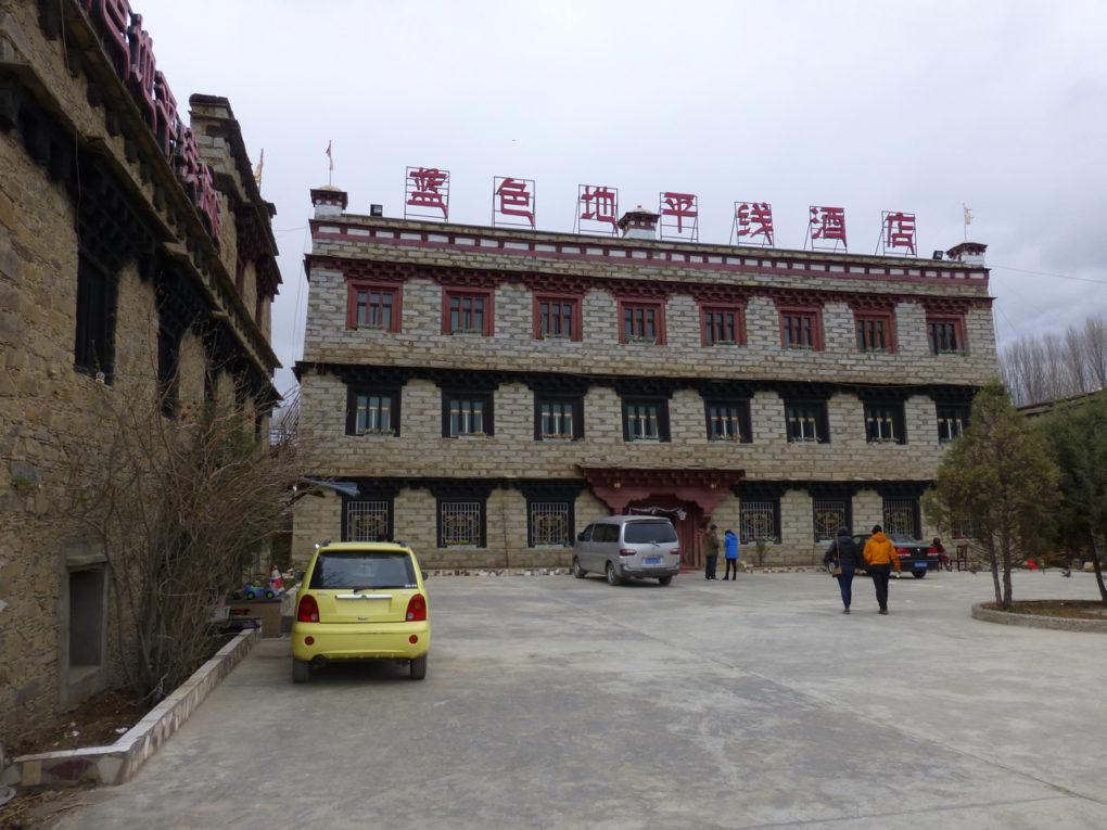 Mountain Hike at Daocheng Yading Shangri La China Inn 1