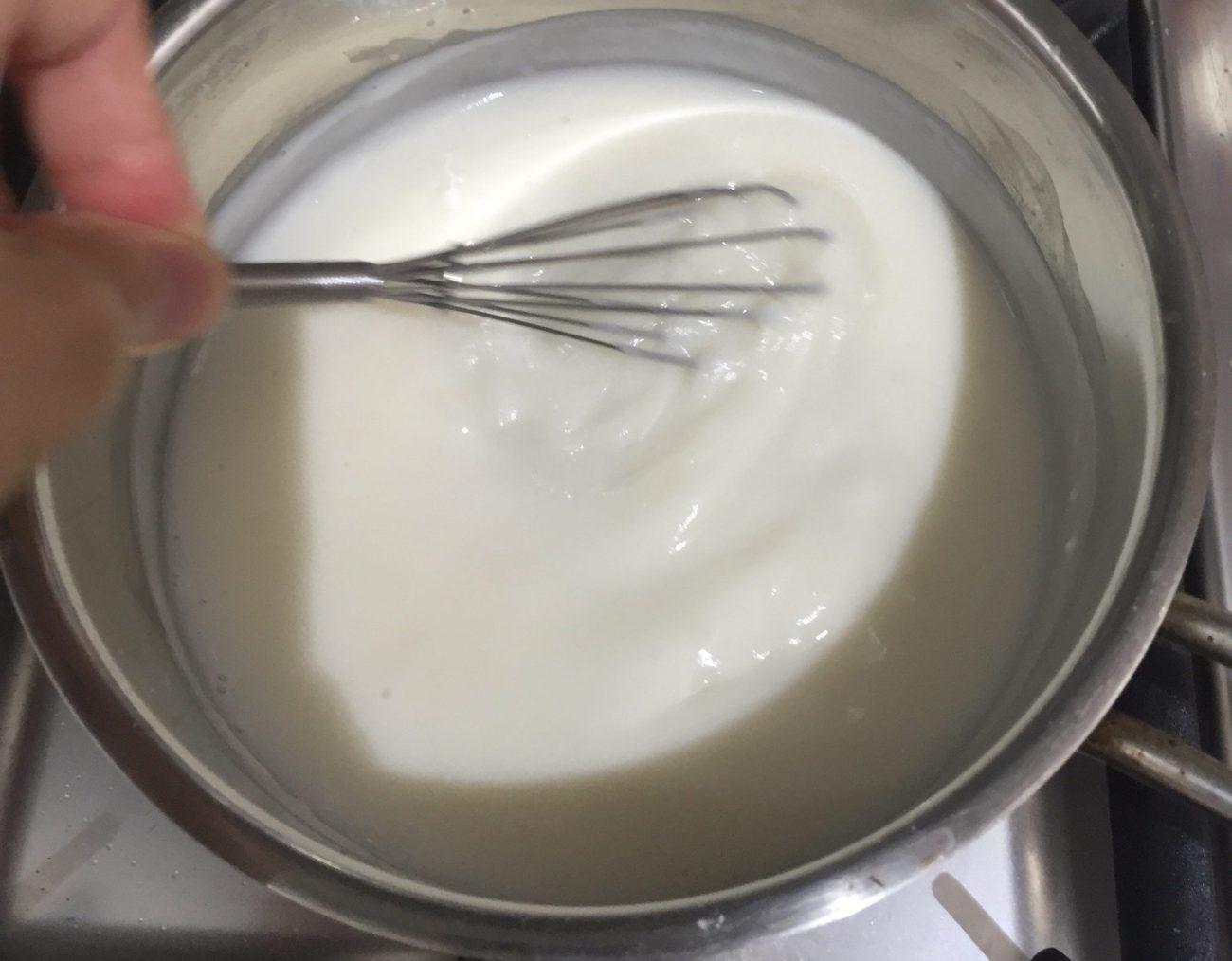 Tangzhong method for Japanese soft breads