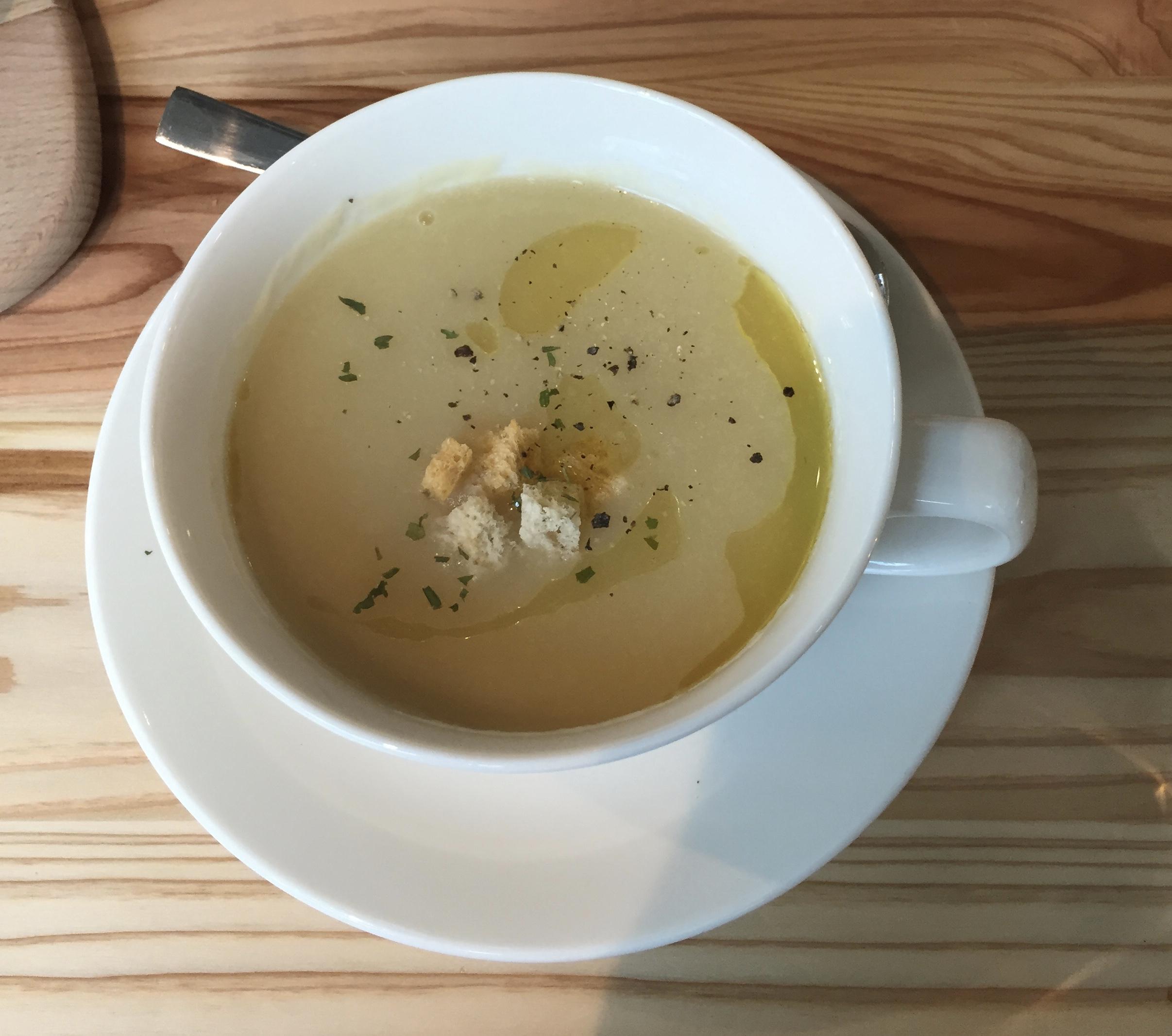 Mahota Review Potato Leek Soup