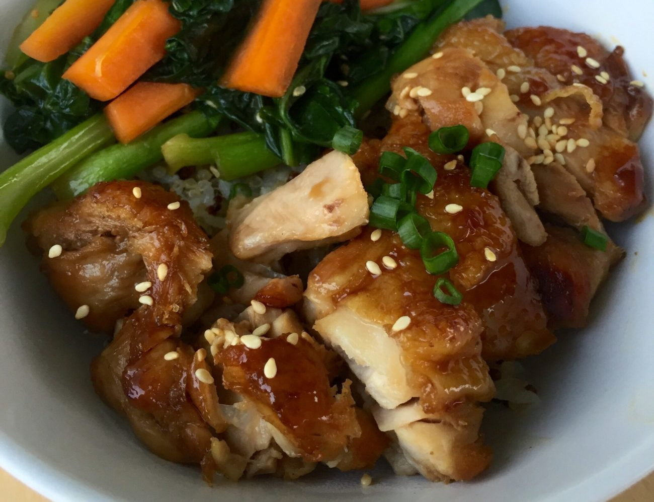 Healthy Teriyaki Chicken Recipe