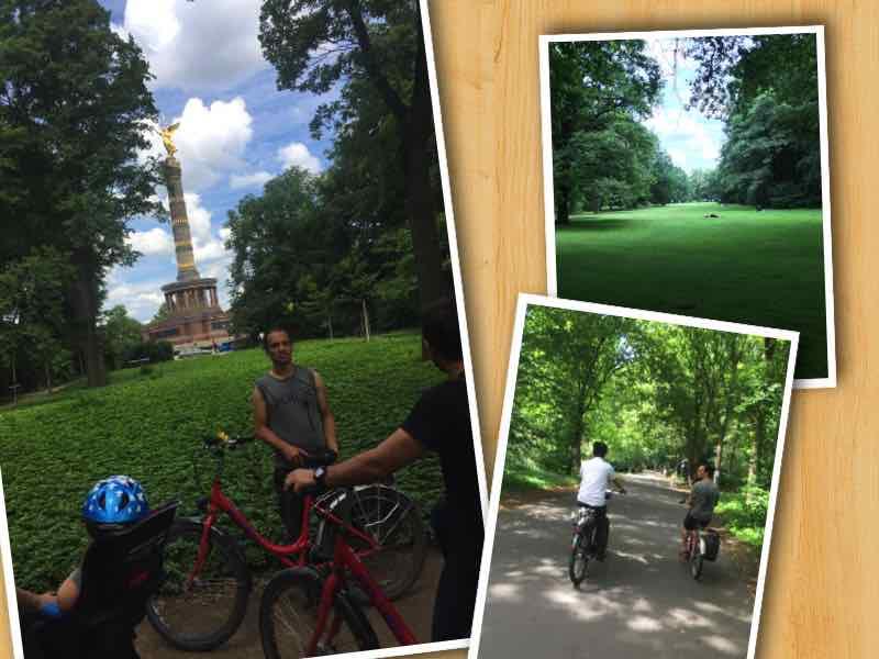 Things to do in Berlin - tiergarten