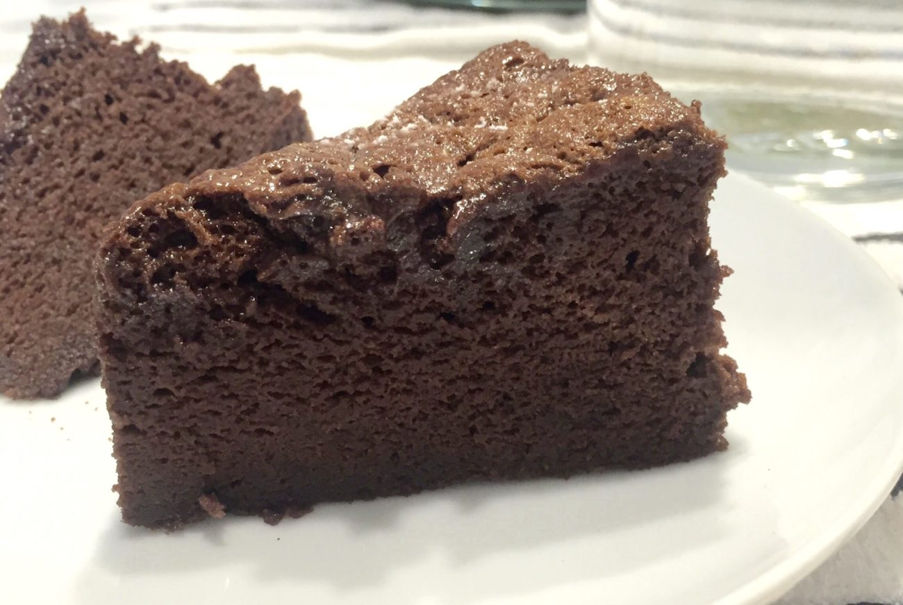 Amazing Flourless Chocolate Cake