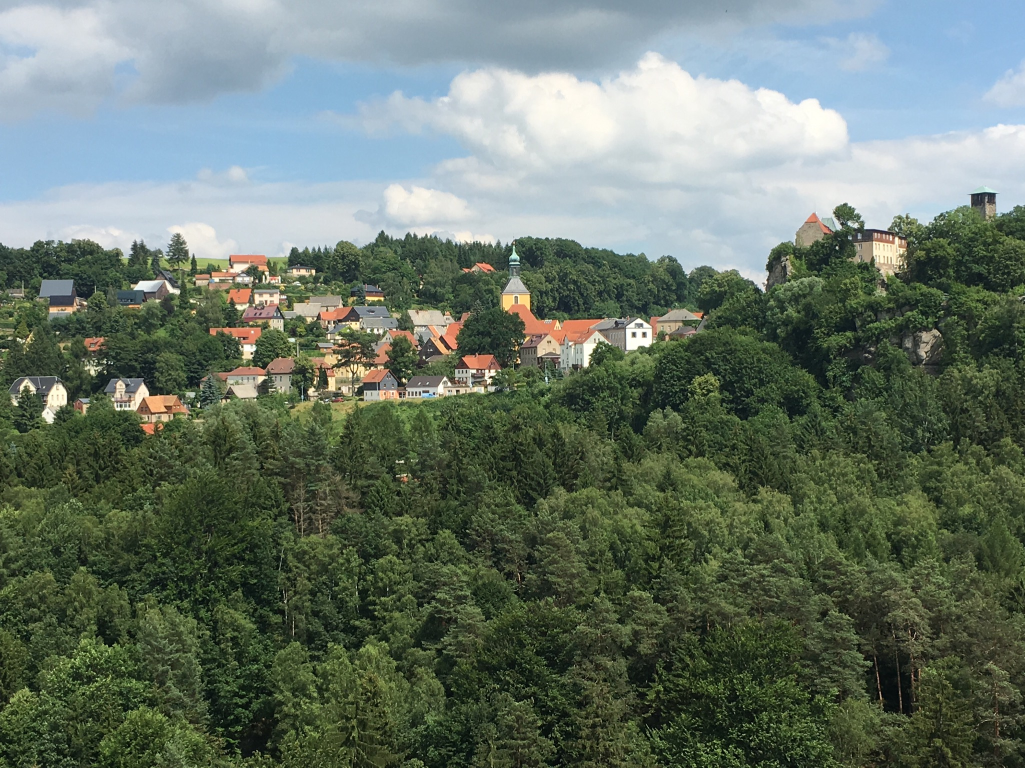 Things to do in Berlin - malwerg trail - hohnstein
