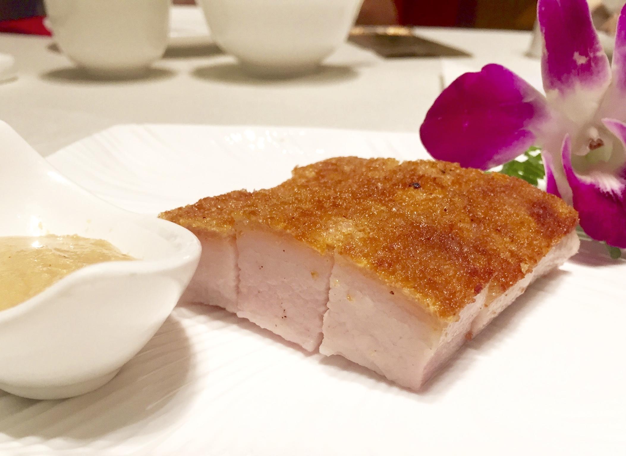 Jin Shan MBS Review Roast Pork