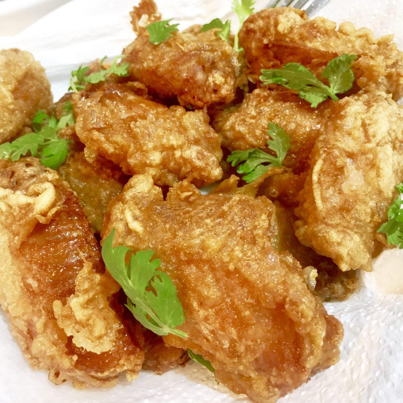 Simple Prawn Paste Chicken Recipe (Har Cheong Gai)