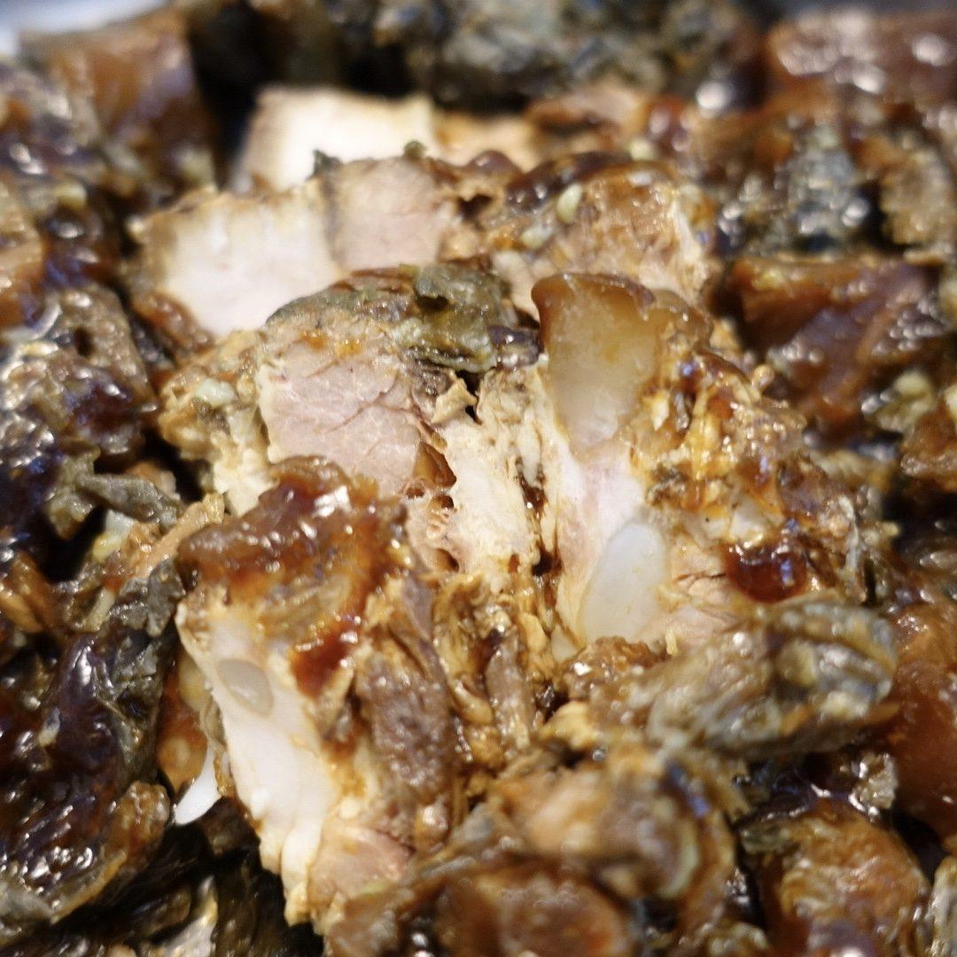 Melt in the mouth Mei Cai Kou Rou 梅菜扣肉