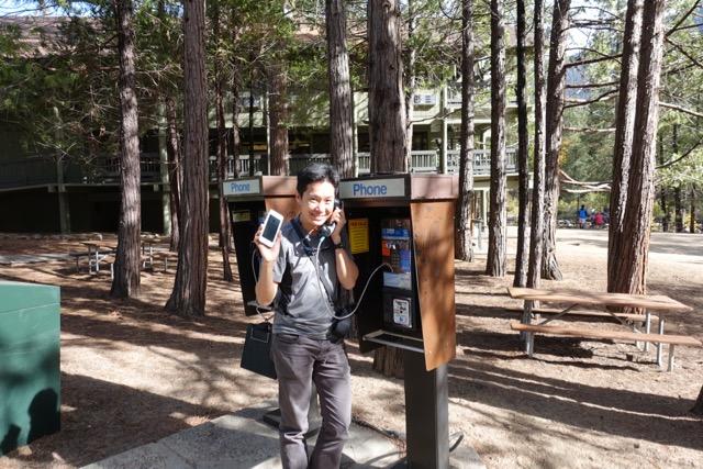 rae lake loop hike phone