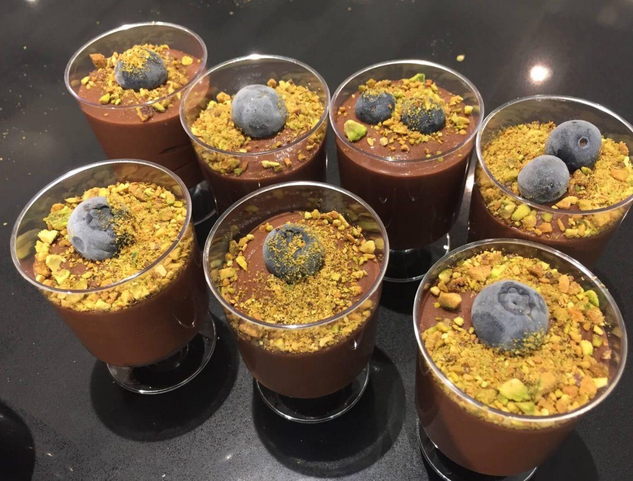 Decadent Creamy Chocolate Mousse Recipe