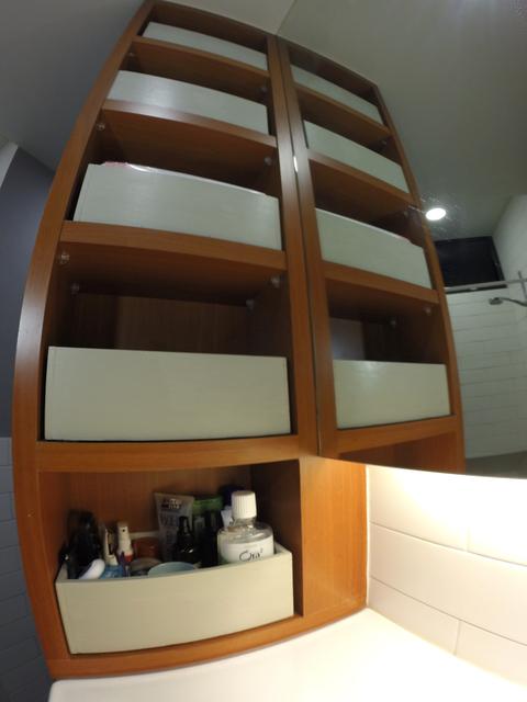 DIY wooden storage box done